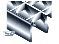 Bau-Normrost  490* x 990 mm 33/33 20/2 10050