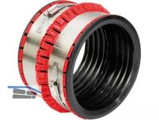 Funke VPC-Rohrkupplung  DN 300 315 - 382 mm