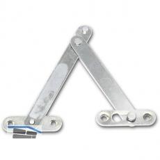 Falzschere zum Aushängen, 190 mm, Stahl verzinkt silberfärbig (11026)