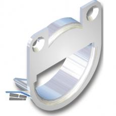 SECOTEC Schrankaufhänger zum Einbohren 35 mm verzinkt SB-2 BL2