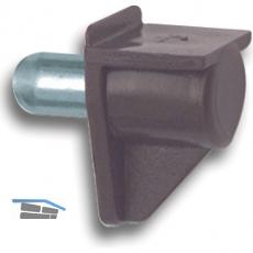 SECOTEC Bodenträger Safety 5mm Kunststoff braun SB-20 BL2