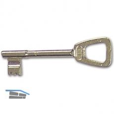 Keilbartschlüssel EWG, Sperre 120, vernickelt