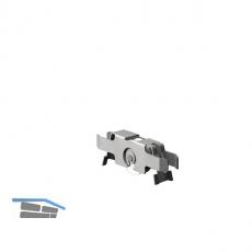 SUPRA Laufwerk mit StahL - Kugellagerrolle