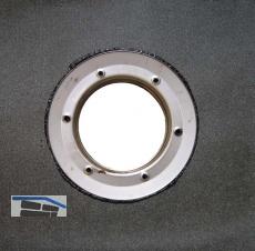 HL84.H Abdichtgrt. m. Bitumenmanschette d 500mm