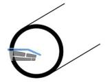 ALU-Profil natureloxiert 1000mm Rundrohr 18x1,0mm   10292