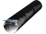 Dränagerohr FXD schwarz  200 mm gelocht