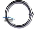Ring geschweißt Draht 10 mm, ID = 53 mm verzinkt, 1 Stk/KTE, 89998