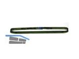 Rundschlinge 2000 kg  NL 0.5m UL 1m grün Doppelmantel EN 1492-2