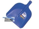 Schaufel Stahlblech gepresst ohne Stiel 280x290 mm  LO300