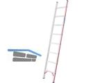 Anlegeleiter Alu Hymer 6011   8 Sprossen Länge ca. 2,45m