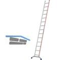 Anlegeleiter Alu Hymer 6011* 22 Sprossen Länge ca. 6,36m