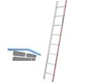 Anlegeleiter Alu Hymer 4011   8 Sprossen Länge ca. 2,34m