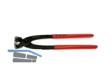 Rabitzzange DIN9242 220mm tauchisoliert 93-221/2622
