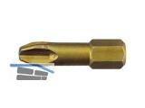 Biteinsatz C6,3 Gr.3 x 25mm 1/4\ DIN 3128 Phillips Format 64250015
