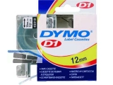 Beschriftungsband für DYMO1000 weiß/schwarz 97350020