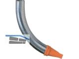 Auslaufrohr Pressol 02 640/300 Metall,Flexibel