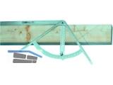 Anreißgerät Alpha Classic INOX 795x430mm 0-90°