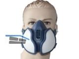 Atemschutzmaske 3M 4251 FFA1P2D ($10)
