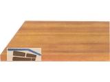 Werkbankplatte Buche ohne Ks. 1500 x 800 x 50 mm, kreuzverleimt