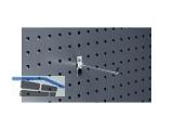 Haken 100x6 mm Premium 3033.3315,  60x20 mm