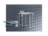 Sechsfachhalter 170x170 mm Premium 3090.2466, 60x60 mm