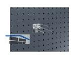 Zangenhalter 150x6 mm Premium 3090.2482, 60x60 mm