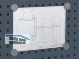 Magnethalter Dm 35 mm Premium 3090.2704