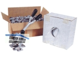 Kunststoffband-Umreifungs-Set mit 1000m Band 13mm 3041.4616