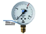 AL Manometer Azetylen 63 mm Bis 2.5 Bar     413 600 001