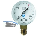 AL Manometer Argon CO2 50mm bis 32L/min   413 600 095