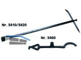 Absperrschlüssel 3410   3/4\-2\ für Hausanschlussarmaturen