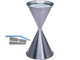 Standascher 1160 Edelstahl Premium Nr. 3050.4096