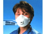 Atemschutzmaske 3M 9322 FFP2 (Pkt=10Stk) Feinstaub mit Ventil