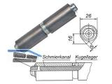 Anschweissband schwer 2-teilig verzinkt Bandhöhe 144 mm