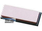 Abziehstein Diamant rot 150x50 W6FP fein PVC-Box