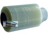 Bündelstretchfolie transparent Kern 38 mm 23my 100 mm  Rolle zu 150 lfm