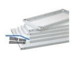 Meta Fachboden V 230, verzinkt 1000x500 mm, 230 kg