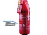 Autofeuerlöscher Gloria F2G  2 kg mit KFZ-Halter, Brandklassen ABC