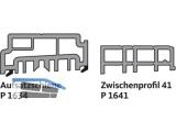 Aufsatzschiene thermostep GU A Gr. 15 EV1 K-15660-15-0-1