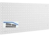 Lochplatten RAL 7035 Premium 3090.3035, 495x457mm