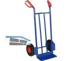 Stahlrohrkarre 250kg SK-710.020 Premium Nr.3020.5403 RAL 5019