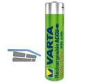 Accu Power Ultra Micro HR3 Varta 0,8 AH Akku NiMH Bli.2 grün