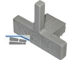 Meta Clip Abdeckkappeeinfach PVC 47892
