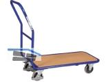 Magazinwagen 200 kg Tragkr. SW-450.801 Premium Nr.3020.5588, RAL 5010