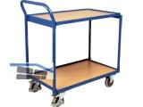 Tischwagen 250 Kg Tragkr. SW-600.500 Premium Nr.3020.5484, RAL 5010