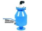 Be- und Entlüftungsventil 9863-2\ epoxy-beschichtet für Abwasser