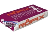 Schlitzmörtel Röfix 860   50 ltr / Sack 18 kg