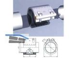 Straub Flex 1L EPDM 154.0 ES nicht zugfest/Metall