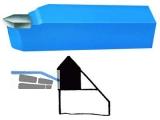 60° Außengewinde-Drehmeißel 10x10 WN282 R P25/30 Format 29160001