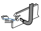 Auswerfer für Walter Stechplatten FS 1060
